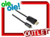 OUTLET !! KABEL  HDMI-MICRO HDMI HAMA 22120  1,5M!