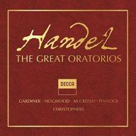 Various Artists Handel The Great Oratorios