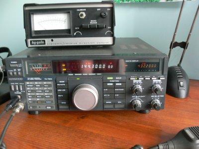 Kenwood TS 790 VHF/UHF - 6135418343 - oficjalne archiwum allegro