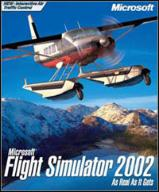 Microsoft Flight Simulator 2002 PC Symulacja