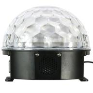 Kula Dyskotekowa LED Ball Disco Laser USB + Pilot