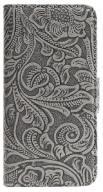 HOLDIT Etui walletcase iPhone 6/6S szare/różowe