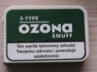 Tabaka OZONA S-TYPE