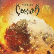 OBSCURA Akroasis CD Folia Death Metal Relapse Rec.