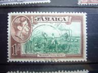 Kol GB Jamajka kas KGVI 1938 pictorial - 1sh