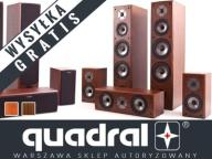 Quadral Quintas 6650 SET 5.0 + Kable Sklep W-wa