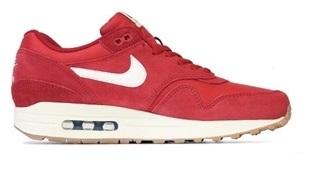 Nike Air Max 1 537383 611 Czerwone 4810032208 Oficjalne Archiwum Allegro