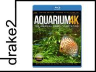 AQUARIUM 4K - THE MAGICAL GREEN VEGETATION 4K BLU-