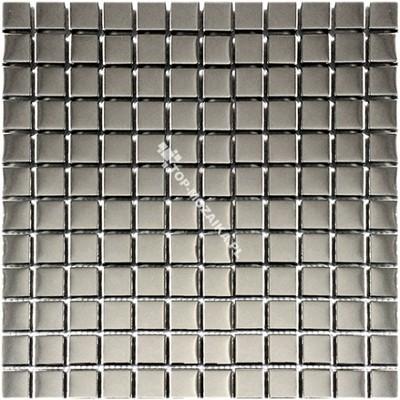 Mozaika Srebrna Chrom Do Kuchni łazienki 30x30