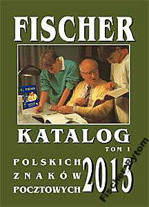 @ Katalog Polskich Znaków Pocztowych Tom 1 - 2013r