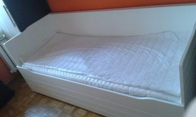 łóżko 2 Osobowe Rozkładane