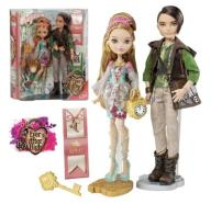EVER AFTER HIGH 2 LALKI ASHLYNN ELLA I HUNTER TV