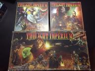 Twilight Imperium 3ed (TI3) plus dwa dodatki