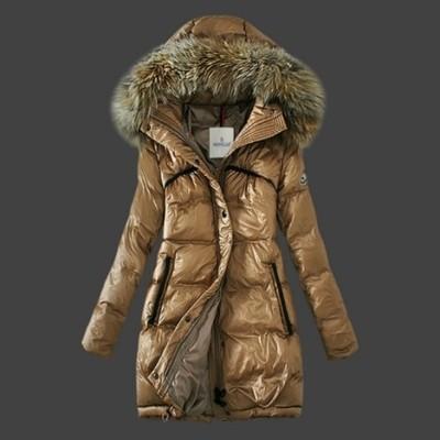 płaszcz moncler damska