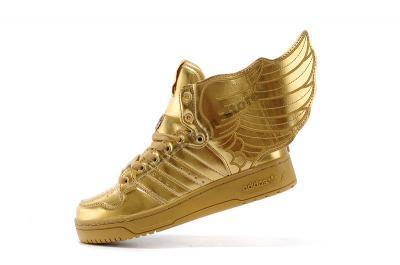 Adidas Jeremy Scott Skrzydla Wings Gold Zlote 4982767649 Oficjalne Archiwum Allegro