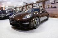 Porsche Panamera Executive Turbo Gwarancja! FV23%