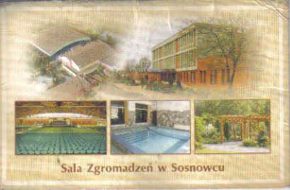Sosnowiec Sala Zgromadzeń Świadków Jehowych