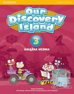OUR DISCOVERY ISLAND 3 SB +KOD LONGMAN