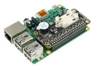 Moduł RTC PiClock DS1307 do Raspberry Pi
