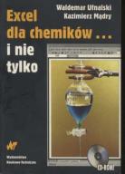 EXCEL DLA CHEMIKÓW... i nie tylko + CD - Ufnalski