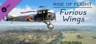 RISE OF FLIGHT FURIOUS WINGS DLC STEAM KEY AUTO