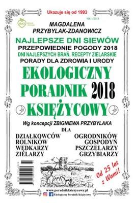Poradnik Ksiezycowy Kalendarz Biodynamiczny 2018 6930214039 Oficjalne Archiwum Allegro