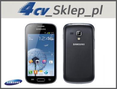 Samsung Galaxy TREND Czarny GT-S7560, PL, FV23%