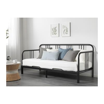 łóżko Metalowe Ikea Fyresdal Okazja 300zł 6706874780