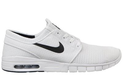 Buty Męskie Nike Stefan Janoski Max 100 biały [631303 100]