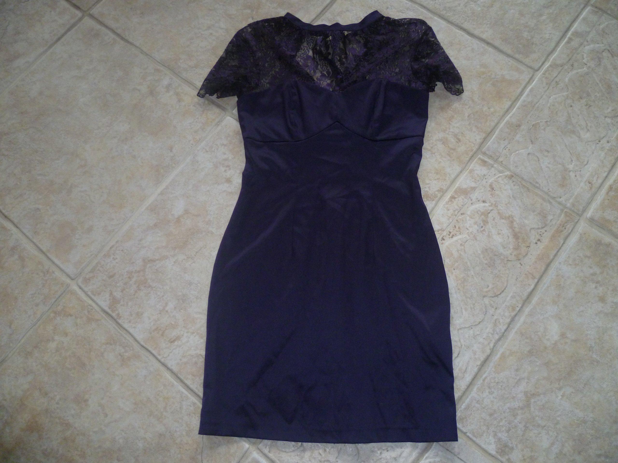 c135fcc965 Sukienka Closet rozmiar 38 - 7031735920 - oficjalne archiwum allegro