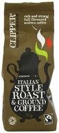 Clipper Italian Style Roast and Ground Coffee, 227