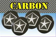 CHRYSLER CARBON EMBLEMATY 35 40 45 50 55 60 65 mm