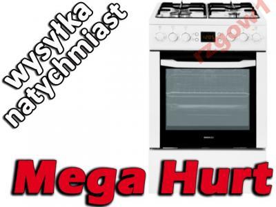 Kuchnia 50cm Beko Cse 52320 Dw Mega Hurt 3126463044