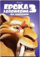 EPOKA LODOWCOWA 3 - Era Dinozaurów DVD Folia