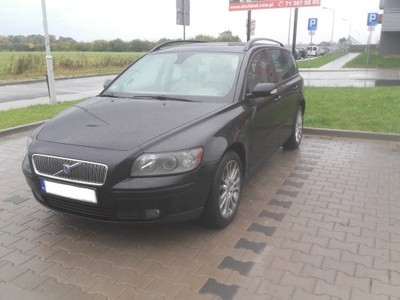Volvo V50 Czarne, zadbane, Navi, 2stref klimat