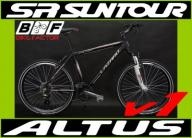 2016! MTB LAZARO EVOLUTION V1 MEN SUNTOUR! 2xALTUS
