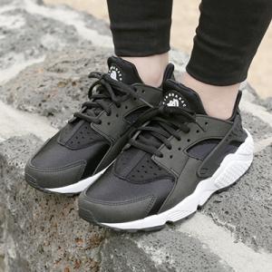 najlepsza cena niesamowity wybór Los Angeles Buty damskie Nike Air Huarache czarne białe