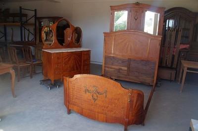 A C Tania Antyczna Sypialnia Secesyjna 004 6920686679 Oficjalne Archiwum Allegro