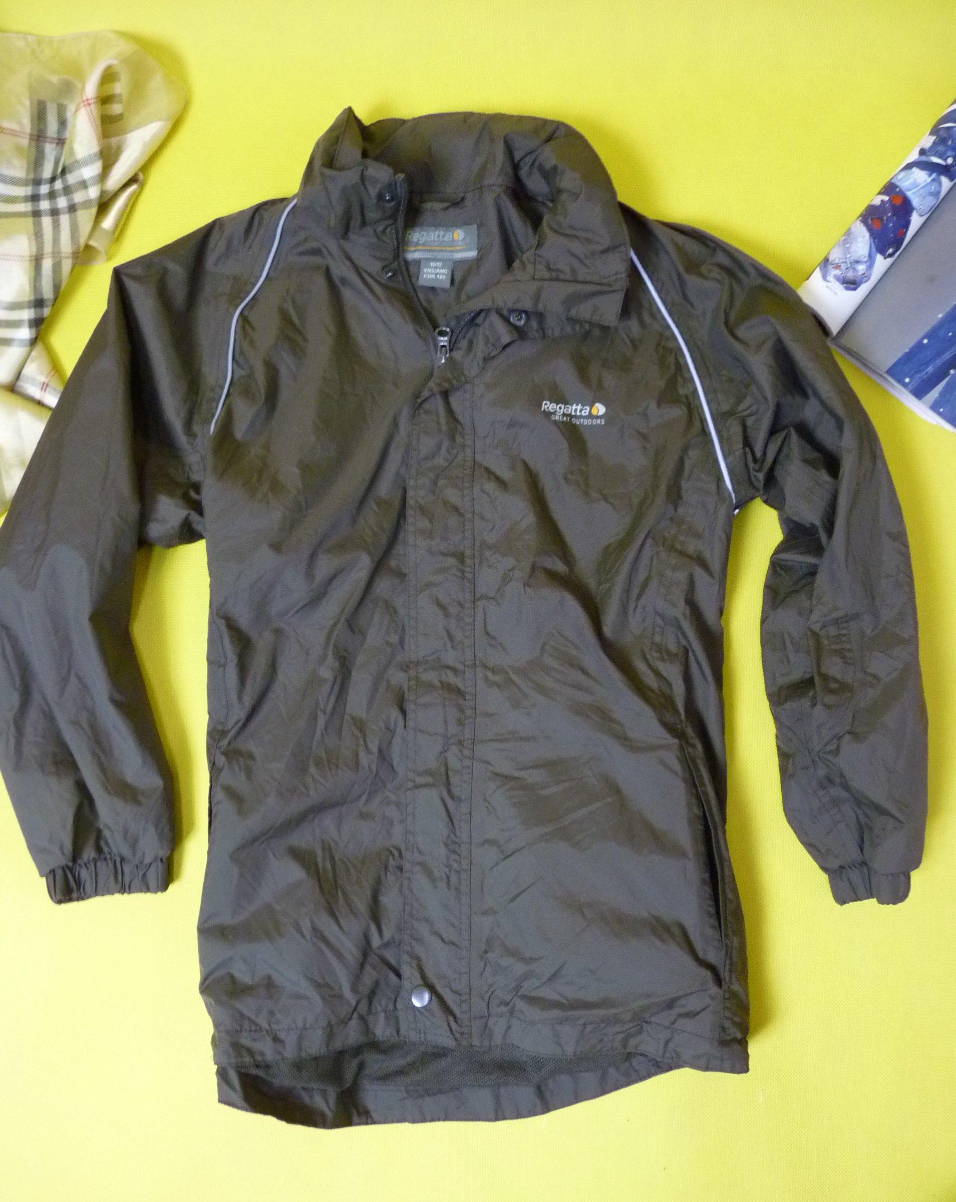 REGATTA kurtka przeciwdeszczowa na ok 152 cm