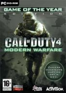 CALL OF DUTY 4 - Modern Warfare PC DVD-ROM