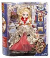 Ever After High Dzień koronacji Apple White CBT86
