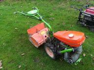 Glebogryzarka spalinowa traktorek dzik agria 2400