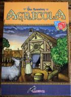 AGRICOLA, stara wersja najlepszej gry planszowej
