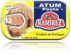 Portugalski stek z tuńczyka w oleju Ramirez 120g