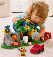 FISHER PRICE _________ZOO _______ LITTLE PEOPLE