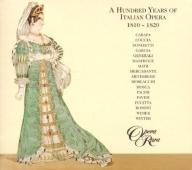 Vincenzo Pucitta 100 Years of Italian Opera (1810-