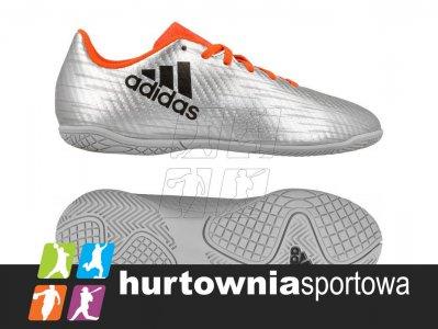 Buty halowe adidas X16.4 IN Jr S75692 35