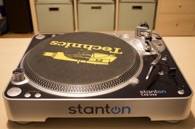 Gramofon Stanton T.90 USB 90 T (Technics Ortofon)