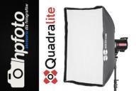 Softbox parasolkowy Quadralite Flex 60x90cm