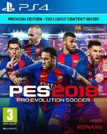 PES 18 Pro Evolution Soccer 2018 PS4 - M-G - Łódź